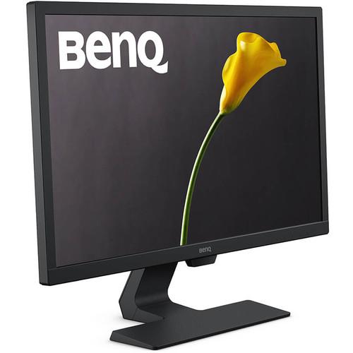 """BenQ GL2480 24"""" Eye-Care Stylish 16:9 LCD Monitor"""