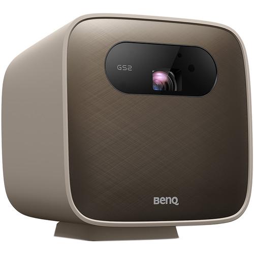 BenQ GS2 500-Lumen HD Portable DLP Projector with Wireless Adapter