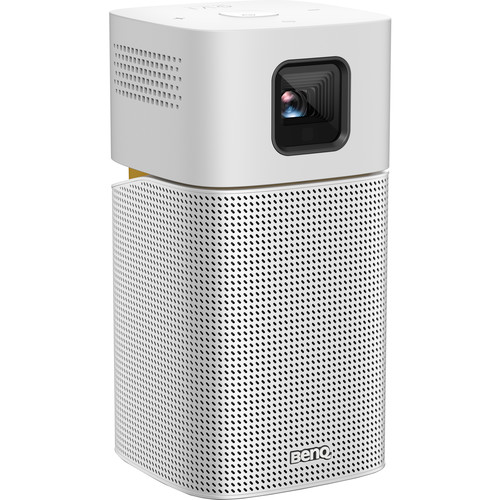 BenQ GV1 200-Lumen WVGA DLP Smart Pico Projector with Wi-Fi and Bluetooth