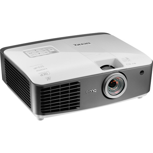 BenQ Home Cinema Series W1500 1080p Full HD 3D Short-Throw Projector