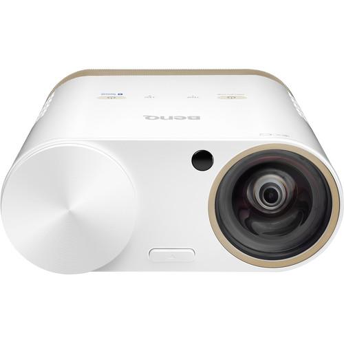 BenQ i500 500-Lumen WXGA Short-Throw DLP Smart Projector with Wi-Fi