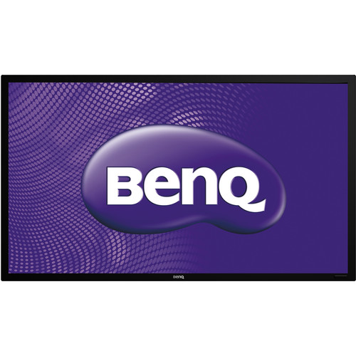 "BenQ IL460 46"" PID 6-Point Multi-Touch Recognition Interactive LED Flat Panel Display (Black)"