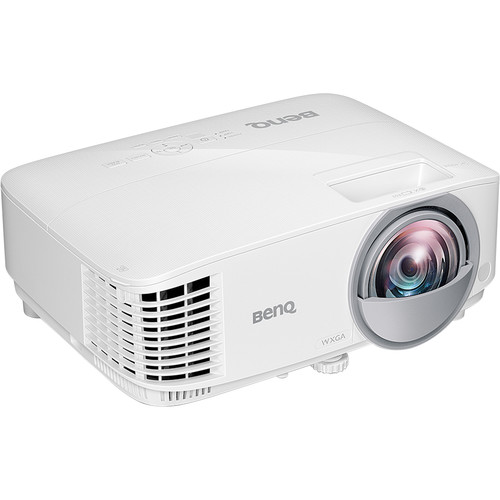 BenQ MW826ST 3400-Lumen WXGA Short-Throw DLP Projector