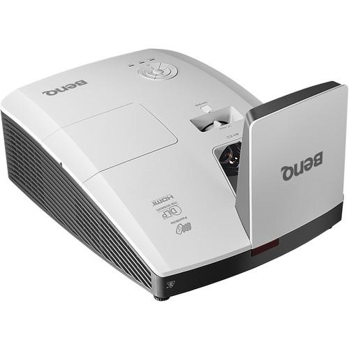 BenQ MW853UST+ 3200-Lumen WXGA Ultra-Short Throw DLP Projector