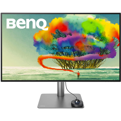 "BenQ PD3220U DesignVue Designer 31.5"" 16:9 HDR 4K IPS Monitor"
