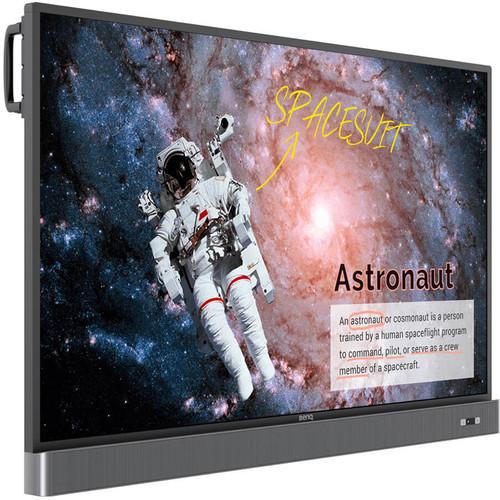 "BenQ RM5502K 55"" Class 4K UHD Educational Touchscreen LED Display"