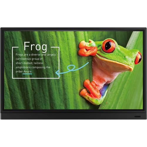 "BenQ RM7501K 75"" Education Interactive Flat Panel Display"
