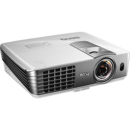 BenQ W1080ST Full HD 1080p Multi-Region 3D DLP Home Entertainment Projector