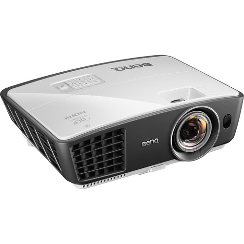 BenQ W770ST 720p 2,500 Lumen 3D Digital Projector