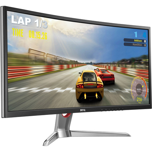"BenQ XR3501 35"" Ultra Wide LED Backlit Gaming Monitor"