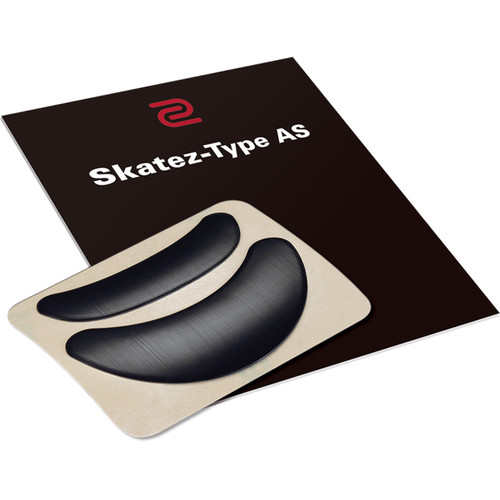 BenQ ZOWIE Skatez-AS Replacement Feet for ZA13 Mouse