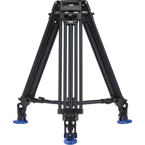 Benro A674TM Aluminum Tandem-Leg Video Tripod (100mm Bowl)