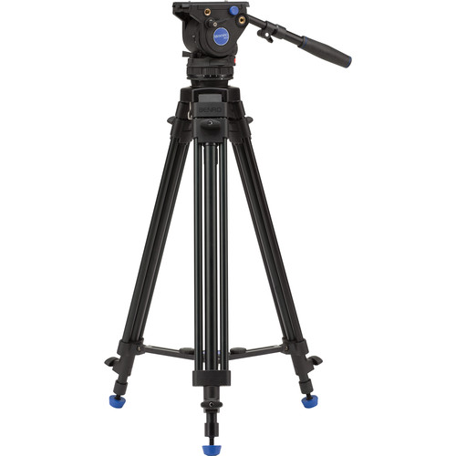 Benro BV4 Twin Leg Tripod Kit