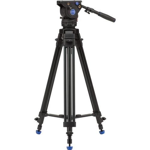 Benro BV4 Twin Leg Tripod Kit