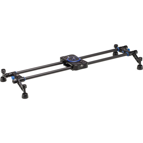 "Benro MoveOver8 23.6"" Dual Carbon Rail Slider"