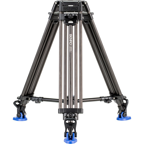 Benro C674TM Carbon Fiber Tandem-Leg Video Tripod (100mm Bowl)