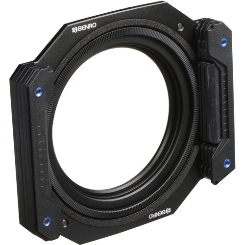 Benro Master Series 100mm Filter Holder with 82mm Mounting Ring and 82-77mm Step-Down Ring