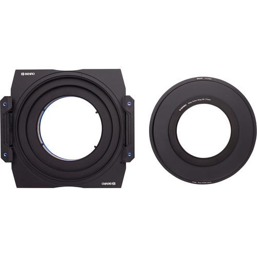 Benro FH150S1 Master Series 150mm Filter Holder Kit with Accessories for Sigma 12-24mm f/4.5-5.6 EX DG HSM II