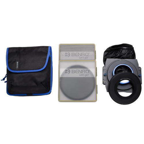 Benro 150mm Filter Kit with Accessories