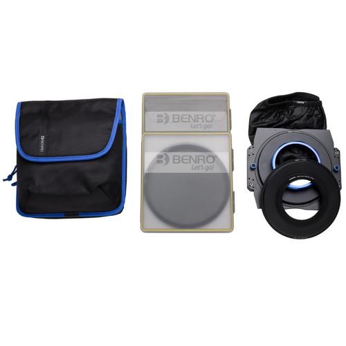 Benro Master Series 150mm Filter Kit for Nikon 14-24mm f/2.8G ED Lens