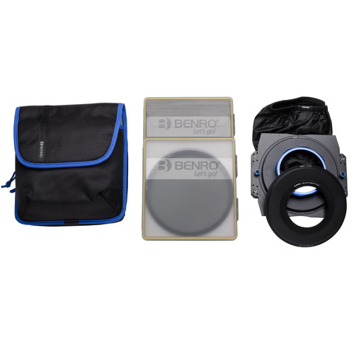 Benro Master Series 150mm Filter Kit for Sigma 12-24mm f/4.5-5.6 Lens