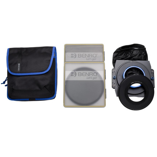 Benro 170mm Master Series Filter Kit with Accessories