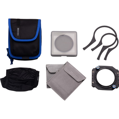 Benro Master Series 75mm Filter Kit with Accessories