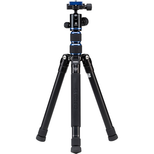 Benro FPA09AB00 ProAngel Aluminum-Alloy #0-Series Tripod with B00 Ball Head