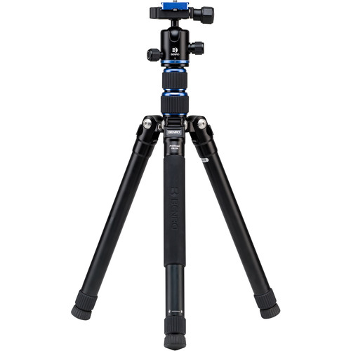 Benro FPA19AB0 ProAngel Aluminum-Alloy #1-Series Tripod with B0 Ball Head