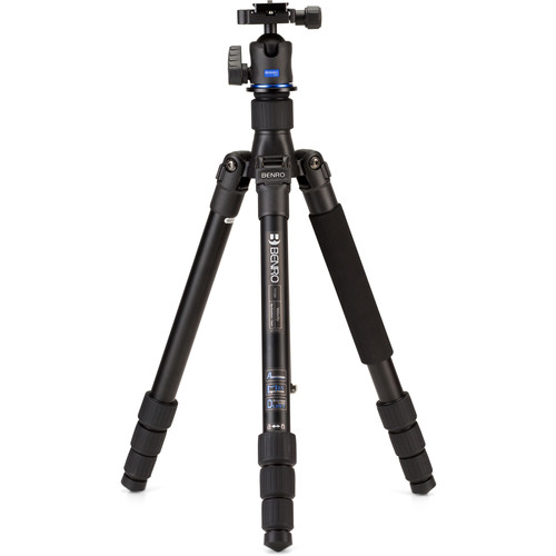 Benro FVY28AIH1 Velocity Series 2 Aluminum Tripod with IH1 Ball Head