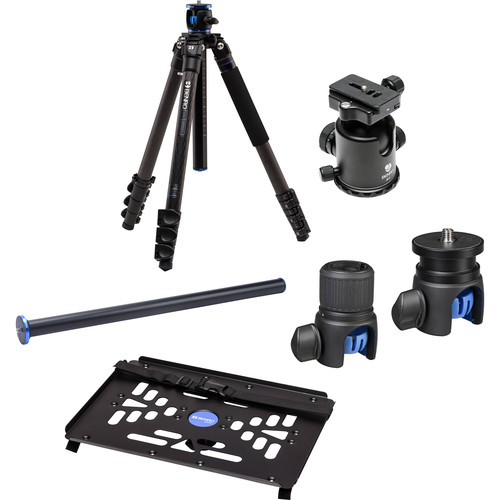 Benro GC358F GoClassic Complete Series 3 Carbon Fiber Tripod System