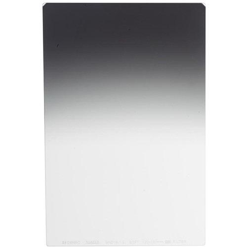 Benro 100 x 150mm Master Series Soft Edge Graduated 1.2 ND Filter