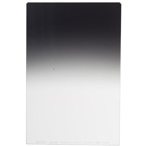Benro 100 x 150mm Master Series Soft Edge Graduated 1.5 ND Filter