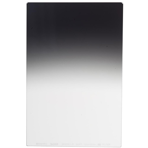 Benro 150 x 170mm Master Series Soft Edge Graduated 1.5 ND Filter