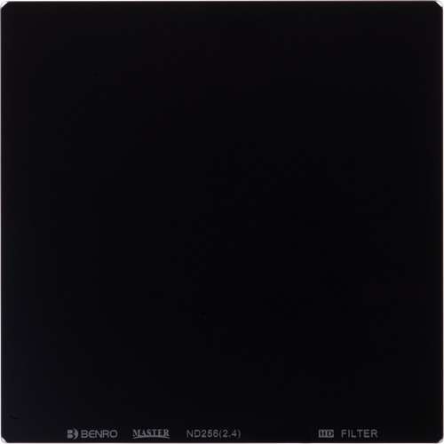 Benro 100 x 100mm Master Series Neutral Density 2.4 Filter (8 Stops)