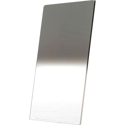 """Benro 4x6""""/100x150mm Graduated Neutral Density 2-Stop GND4 0.6 Hard-Edge Filter"""