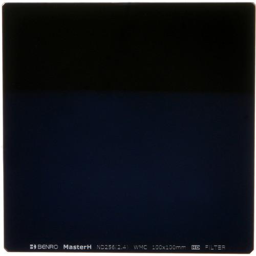 Benro 100 x 100mm MasterH Series ND 2.4 Filter (8-Stop)