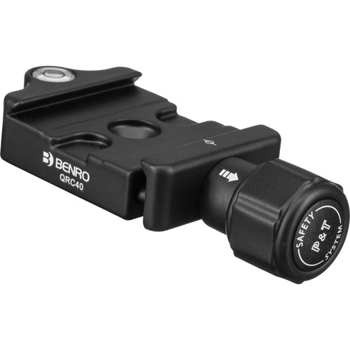 Benro QRC40 Arca-Type Compatible Clamp (40mm)