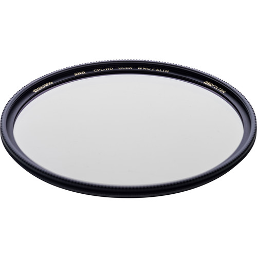 Benro ULCA WMC Slim 52mm Circular Polarizing Filter
