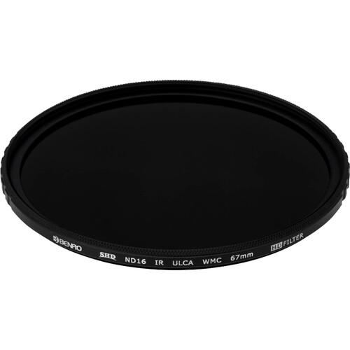 Benro 67mm Master Series ND 1.2 Filter (4-Stop)