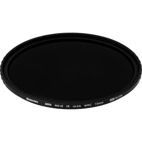 Benro 72mm Master Series Neutral Density 1.2 Filter (4 Stops)