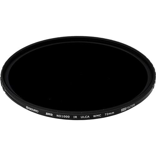 Benro 72mm Master Series Neutral Density 3.0 Filter (10 Stops)