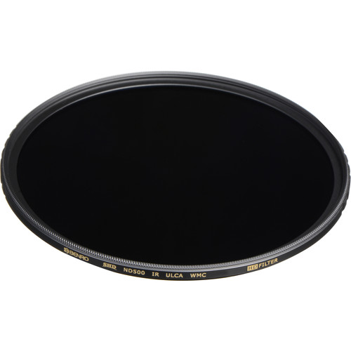 Benro 86mm ND500 Circular Neutral Density 2.7 Filter (9 Stop)