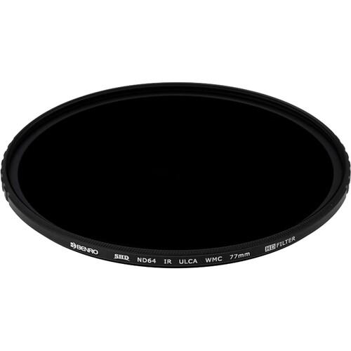 Benro 77mm Master Series Neutral Density 1.8 Filter (6 Stops)