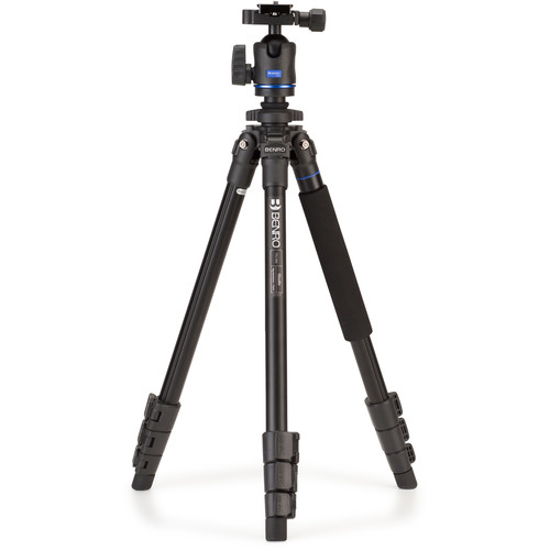 Benro TIS18AIH1 Series 0 iStudio Aluminum Tripod with IH1 Ball Head