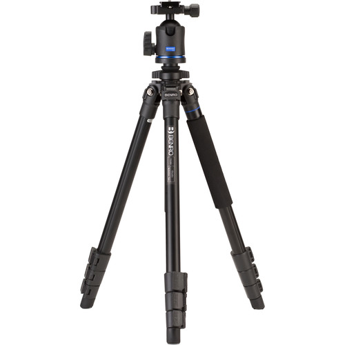 Benro TIS28AIH2 Series 1 iStudio Aluminum Tripod with IH2 Ball Head