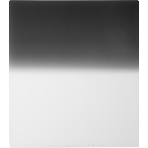 Benro 150 x 170mm Universal Series Hard-Edge Graduated Neutral Density 0.6 Filter (2-Stop)