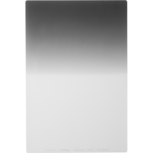 Benro 100 x 150mm Universal Series Soft-Edge Graduated Neutral Density 0.6 Filter (2-Stop)