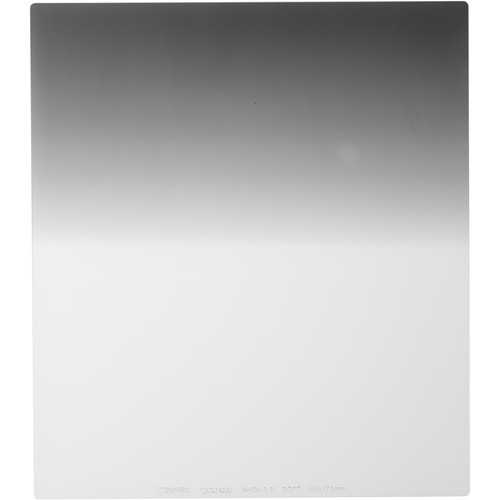 Benro 150 x 170mm Universal Series Soft-Edge Graduated Neutral Density 0.6 Filter (2-Stop)