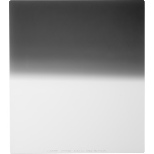 Benro 150 x 170mm Universal Series Hard-Edge Graduated Neutral Density 0.9 Filter (3-Stop)